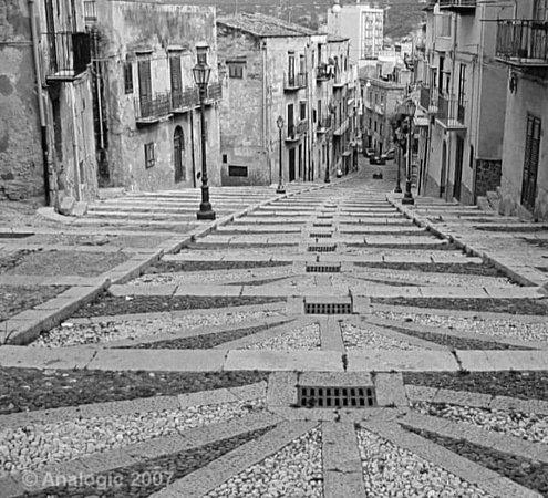 Scalinata di Via Roma
