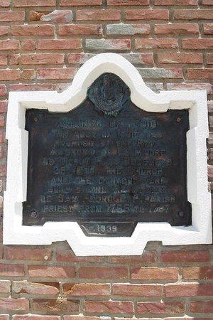Iguig CalvaIguig Calvary Hills & Parish of St. James the Greater: marker