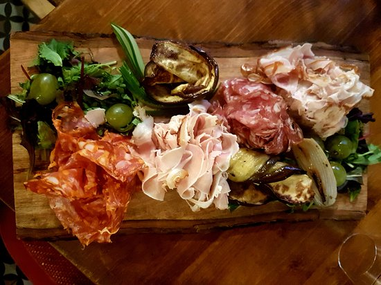 Cheese & Cuts Platters
