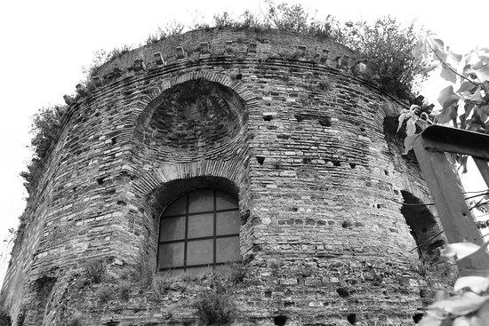Tivoli, อิตาลี: ..particolare