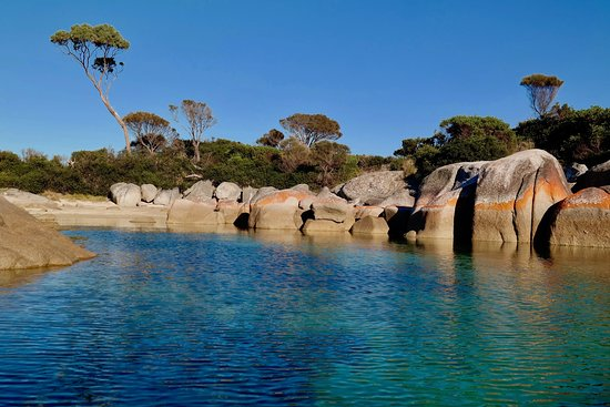 BIG4 St Helens Holiday Park: Bay of Fires