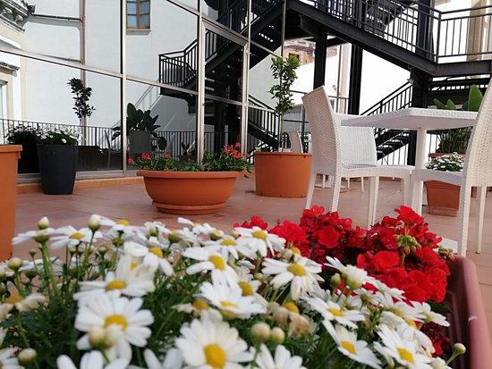La terrazza sul cassaro - 호텔 팔라조 시타노, 시칠리아 사진