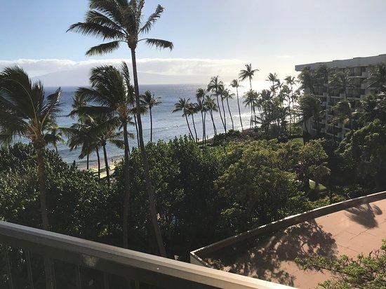 Hyatt Regency Maui Resort and Spa: View from the balcony