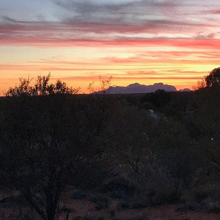 Yulara, Australia: Pioneer lookout