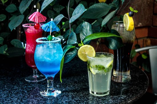 Casa Portuguesa Botswana: Our Range of Cocktails. Come Enjoy