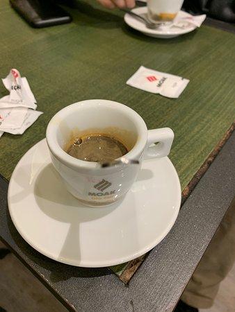 FONTE della SALUTE Organic Ice Cream: Skvela káva ,,, palacinky nemali škoda