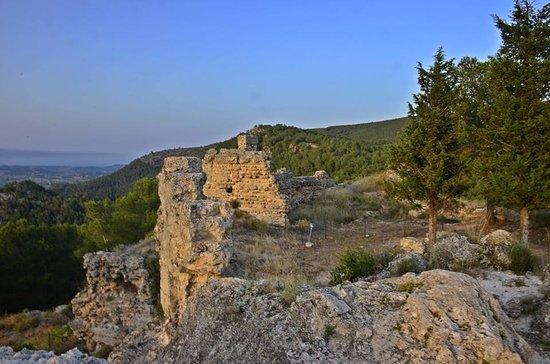 Castillo de la Encomienda de Enguera