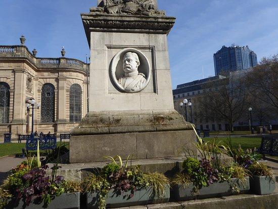 Burnaby's Memorial