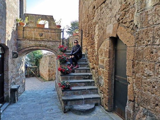 Civita di Bagnoregio, Italien: Civita~Orvieto~terme