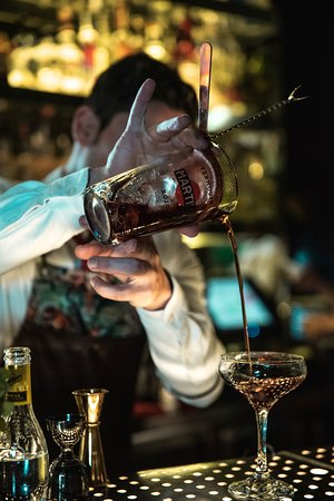 Bar Nicolás: Martini day