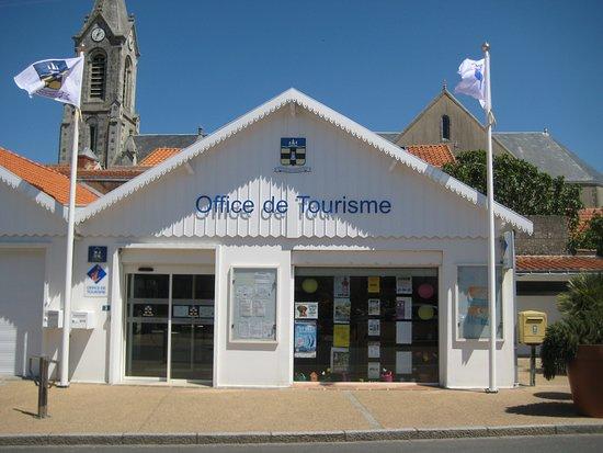 Bureau D'Information Touristique De La Bernerie-En-Retz