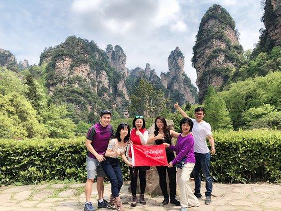 Tour-Zhangjiajie