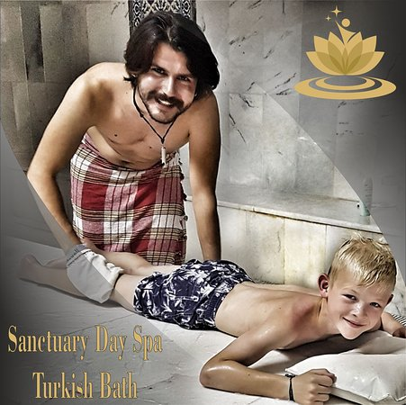 ‪Sanctuary Day Spa & Turkish Bath‬