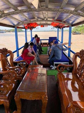 My Tho, เวียดนาม: BOOK TOUR MEKONG DELTA website: http://www.travelling.com.vn