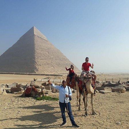 Guide Égyptien MoMo Voyage