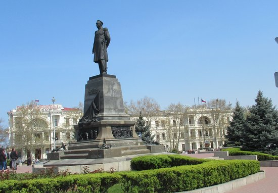 Admiral Nakhimov Monument