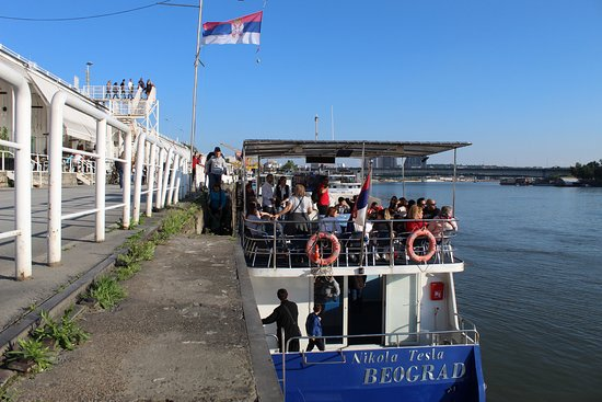 Cruise Belgrade Boat Tour