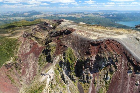 Mt. Tarawera