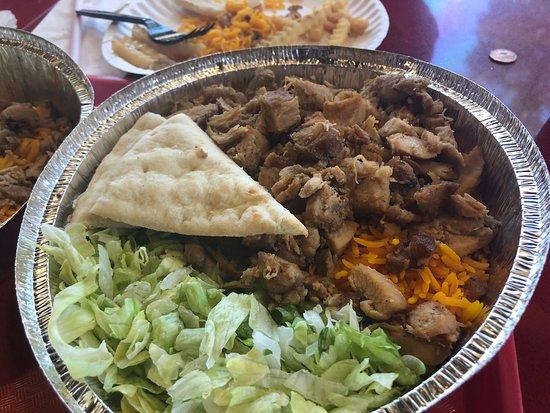 The Halal Guys Los Angeles 3432 Wilshire Blvd Koreatown Menu Prices Tripadvisor