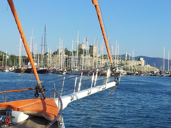 Karyada Yachting & Travel Services in Bodrum