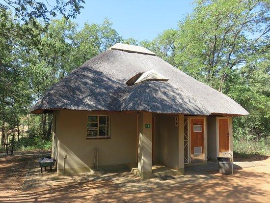 Brilliant base for exploring nothern Kruger