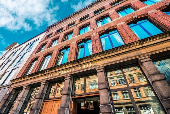 The Shankly Hotel, Hotels in Liverpool