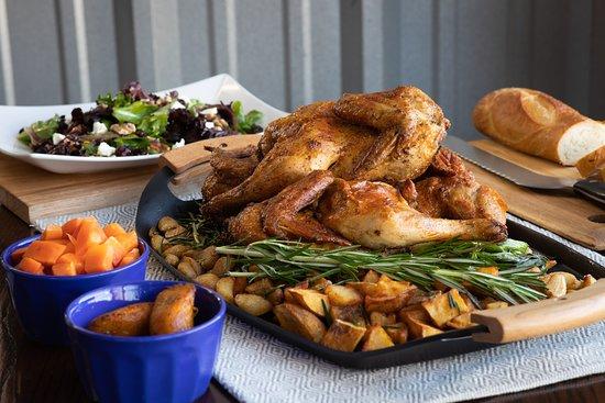 Chef Luciano Kitchen & Chicken, Chicago - South Loop - Menu ...