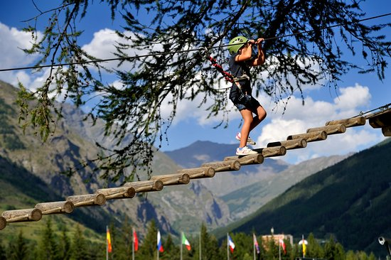 Adventure Park Bardonecchia