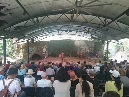 Caravonica, אוסטרליה: Demonstration