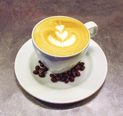 Pasión por el café peruano.