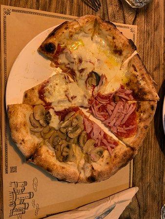 LA Pizza Sanlitun Shop Picture