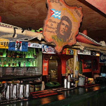 Havana Meets Jamaica Bar