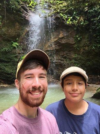 Sucua, Équateur: Familia