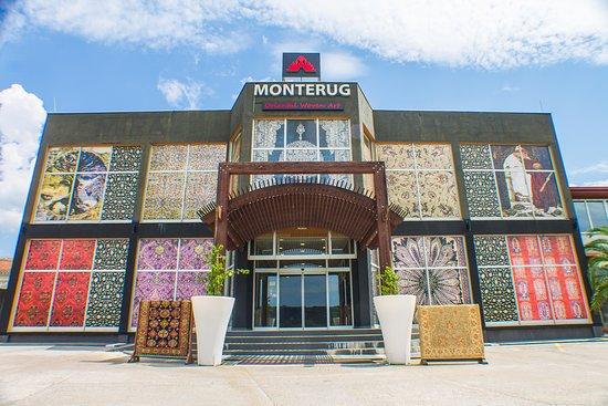 Monterug Oriental Woven Art