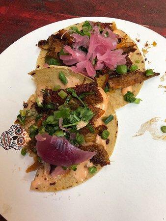 Stunning tacos