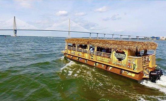 Tiki Tours of Charleston