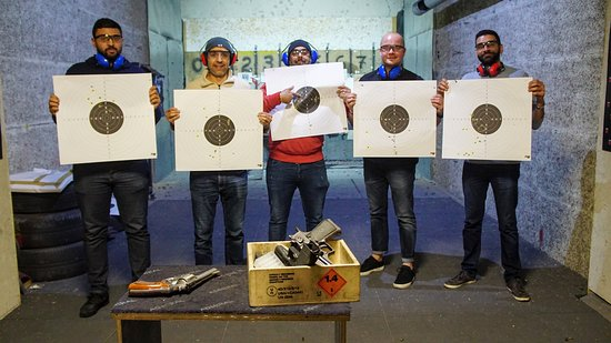 Riga Shoot (Best Shooting Range in Riga)