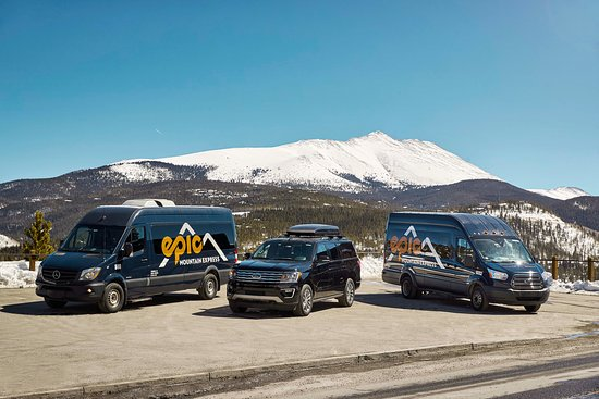 Epic Mountain Express has a fleet of over 250 vehicles.