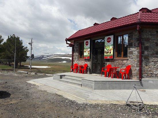 Poka, جورجيا: Ресторан Pegas приглашает Вас!