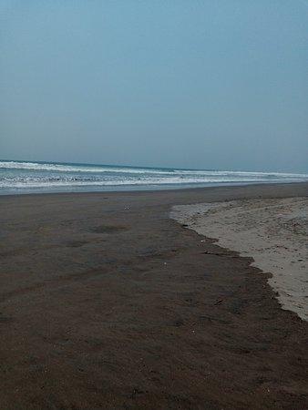 Playa Costa del Sol, เอลซัลวาดอร์: Vista de Playa de la Costa del Sol, en Zona Hotelera