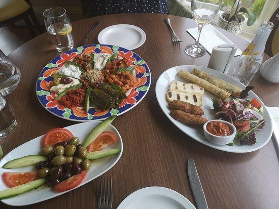 Konak Meze Turkish Restaurant Aufnahme