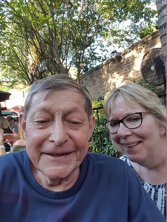 My wife and myself