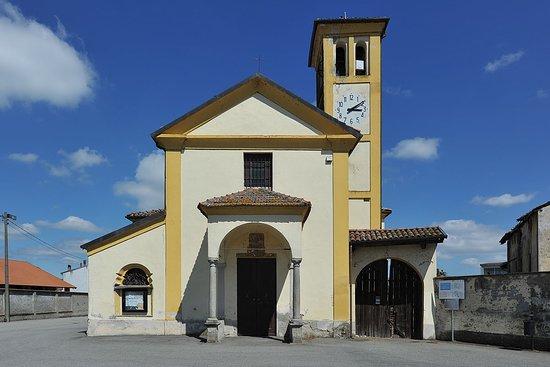Chiesa Parrocchiale di San Bernardino (Sec. XVII)
