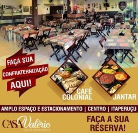 Itaperucu, PR: Casa Valerio Restaurante