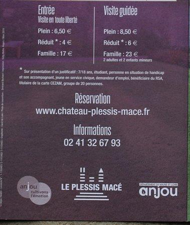 Carte Cezam Bretagne.Chateau Du Plessis Mace Longuenee En Anjou 2019 All You Need To