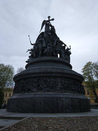 Millennium of Russia 사진