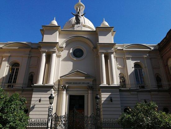 Capilla Nuestra Señora De Lourdes Picture Of Capilla Nuestra Señora De Lourdes San Miguel De Tucuman Tripadvisor