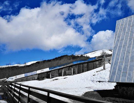 Cutigliano, إيطاليا: 9 Maggio, tanta neve!