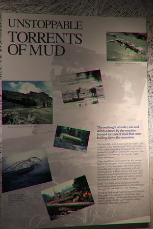 Unstoppable torrents of mud