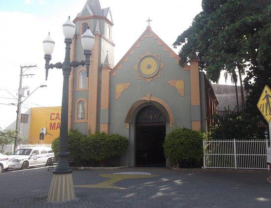 Paróquia São Pedro Apóstolo - Igrejinha de São Pedro